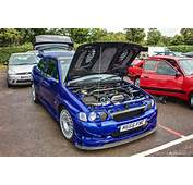 Ford Escort RS Cosworth  Fitted With Later