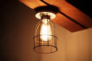 Wine Barrel Ring Chandelier Vintage Industrial Style Porcelain Light Fixture With