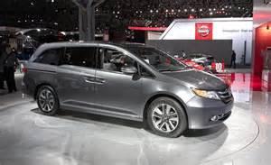 Honda S 2014 Odyssey Touring Car And Driver