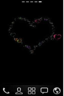 htc love themes download download love heart light for android theme htc theme