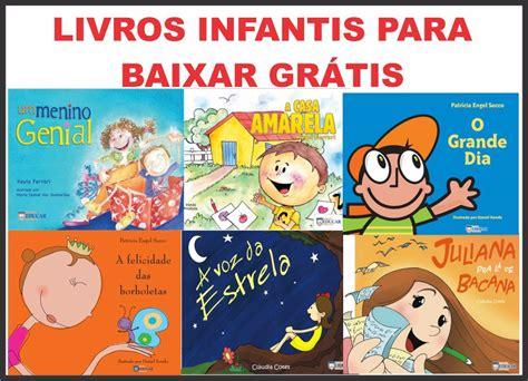 baixar livros gratis na no site www livros infantis para baixar gr 225 tis biblioteca do mpt rn