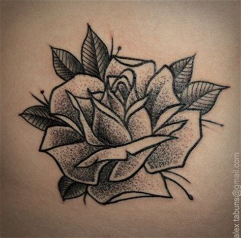 tattoo flower dot dot work rose tattoo inkings pinterest mom alex