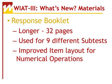 Wiat Scoring Essay by Ppt Introduction To The Wiat Iii Powerpoint Presentation Id 264018
