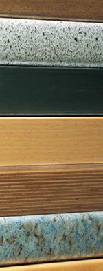 arbeitsplatten umleimer ammann postforming m 246 belelemente