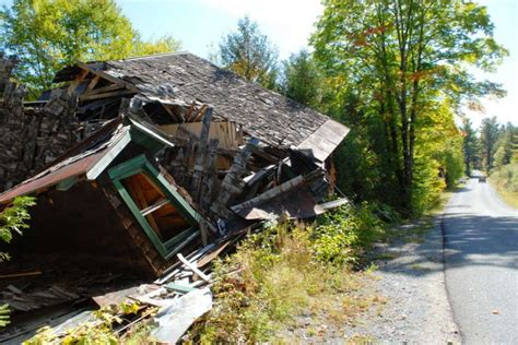 The Place Upstate Ny Crumbling Ruins And Ghost Towns Of Upstate New York Times Union