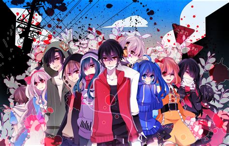 kagerou days 30 kagerou project hd wallpapers backgrounds wallpaper
