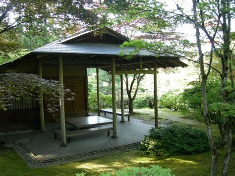 Japanese Zen Garden Japanese Tea House