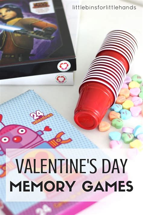 activities for s day valentines day memory and matching activities