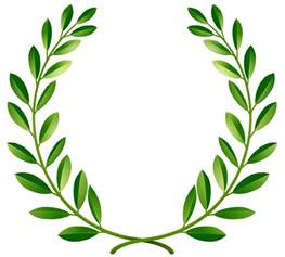 Decorative Wreaths For The Home green laurel leaves png clip art image gallery