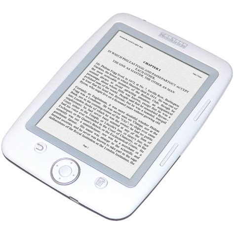 multi format ebook reader software bookeen cybook opus ebook reader cybpe10w b h photo video