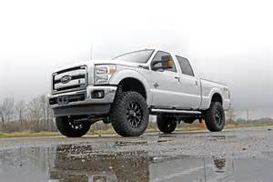 Ford F250 Lift Kit 6in Radius Arm Suspension Lift Kit For 2015 2016 Ford 4wd
