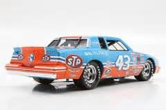 Richard Petty Pontiac Franklin Mint 1 24 Richard Petty 43 Stp 1984 Pontiac
