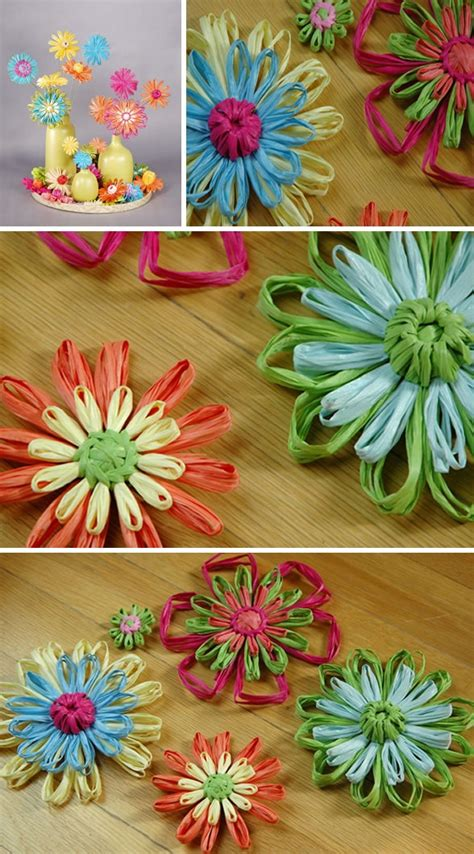 raffia crafts projects 25 best ideas about raffia crafts on seashell