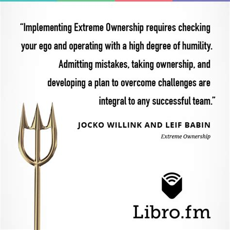 summary ownership by jocko willink leif babin how u s navy seals lead and win ownership a book summary book paperback hardcover summary books libro fm ownership featured audiobook
