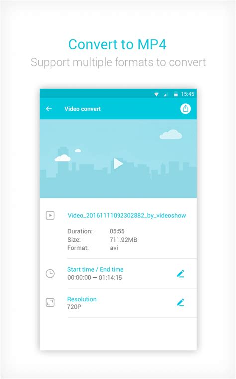 convert mov to mp4 android converter compressor mod android apk mods