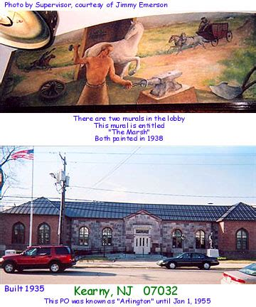new jersey post offices