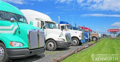 buy kenworth buy used kenworth trucks more in pa