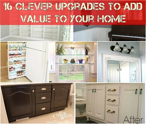 16 clever upgrades to add value to your home