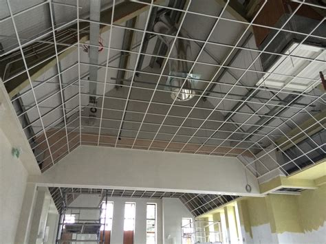 Suspending Ceiling by Kp False And Suspended Ceilings In Manchester