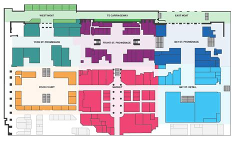 union station toronto floor plan revitalization union station