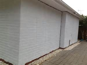How To Paint Exterior Brick Wall - modernise your home investment or commercial building with moroka