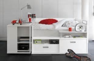 lit ado avec rangement gautier dimix