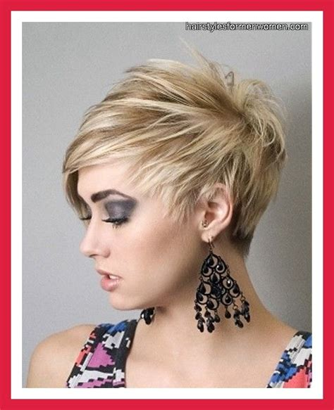 Short hairstyles for round faces and fine hair   Hair Style and Color for Woman