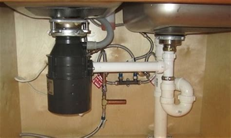 garbage disposal install and repair p d mechanical