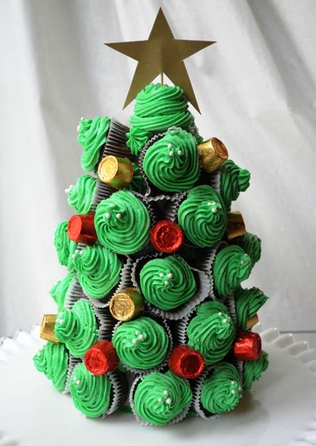 cupcake christmas tree caitlin ball