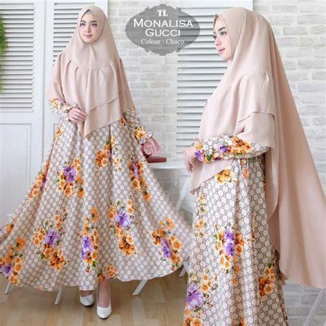Gamis Monalisa Umbrella gamis syari monalisa gucci size baju muslim cantik