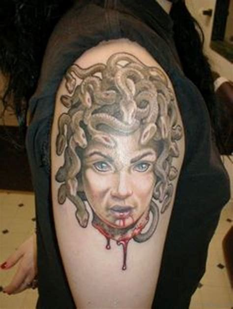 medusa head tattoo 80 medusa tattoos on shoulder