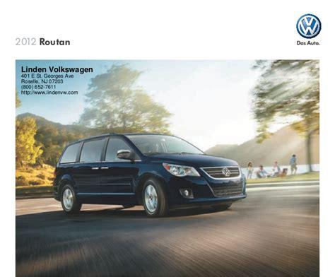 nj volkswagen dealers 2012 volkswagen routan for sale nj volkswagen dealer new