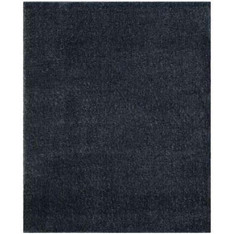 safavieh milan shag navy 8 ft x 10 ft area rug sg180