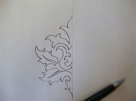 sketch make pattern how to create a baroque pattern in illustrator