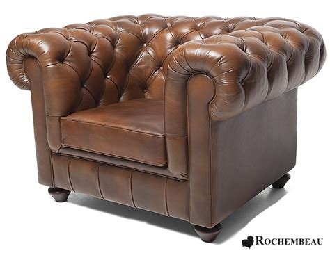 fauteuil club chesterfield fauteuil club chesterfield fauteuil chesterfield en cuir basane rochembeau