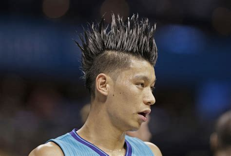 lin s jeremy lin s hair is trying really hard to stay relevant