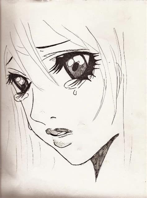 imagenes de amor triste para dibujar dibujos a lapiz tristes de animes imagui