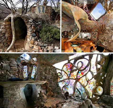 Handmade House - top 10 strangest homes around the world do i need