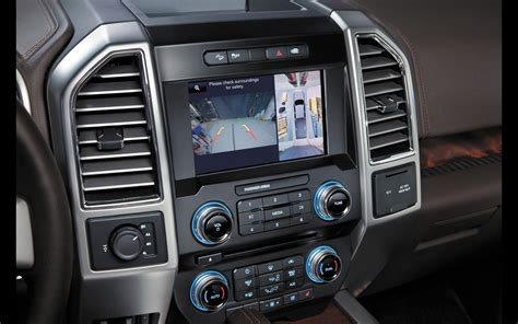 2015 ford f 150 interior 5 1280x800 wallpaper