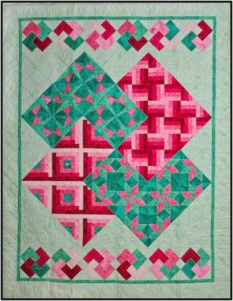 quilt pattern card trick 17 best images about card trick quilts on pinterest