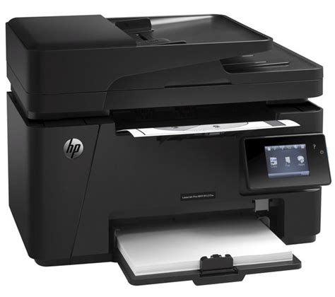 Printer Laser Hp All In One hp laserjet pro m127 all in one monochrome laser printer