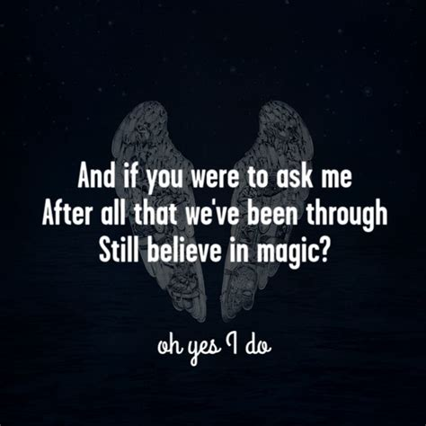 7 Magic Words To Get The Things You Want by Best 25 Magic Coldplay Lyrics Ideas On