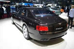 Hovering Bentley Bentley Talks Diesel In Hybrid Options Motor