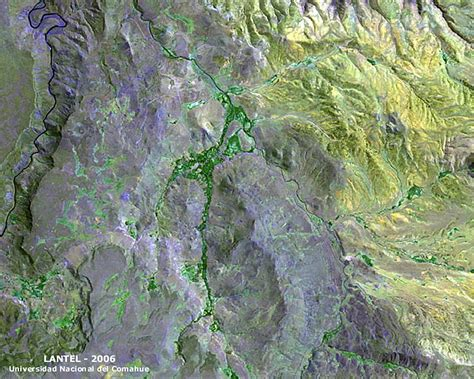 imagenes satelitales de neuquen atlas neuquen desde el satelite im 225 genes satelitales