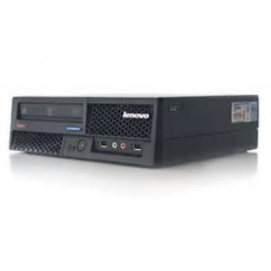 Ultra Small Desktop Pc Lenovo Thinkcentre M58 Ultra Small Desktop Used Or