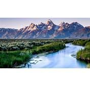 Desktop Wallpaper Hd Grand Teton National Park Usa
