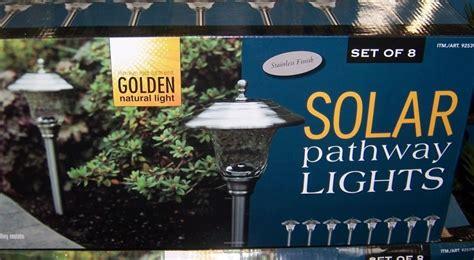 The 2 Minute Gardener Photo Solar Gardens Lights At Costco Costco Landscape Lights