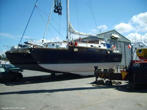 trimaran circumnavigation this manta boat for sale is quot large liveaboard cat ready