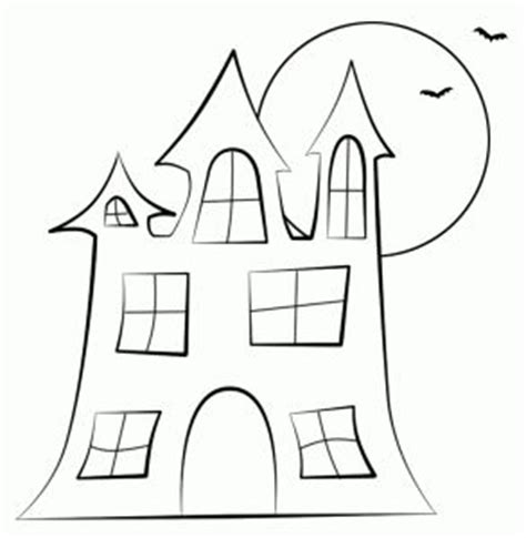 printable haunted house paper 5 best images of haunted house template printable free