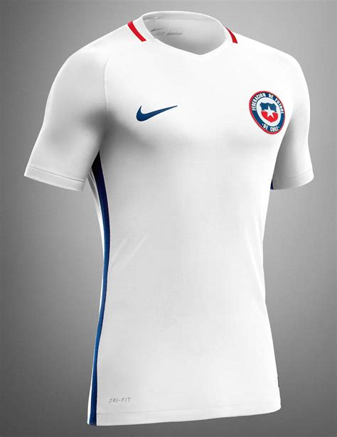Chile Copa America 2016 Kits Released Footy Headlines Nike Vapor Shirt Template
